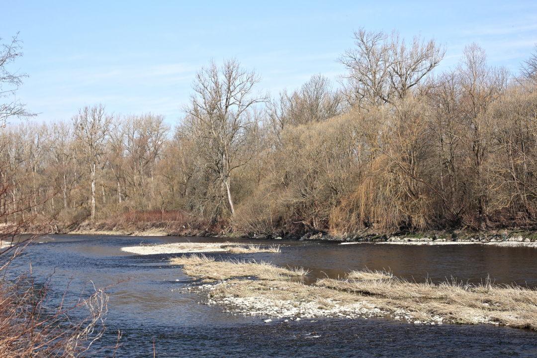 Bečva - největší štěrkonosná řeka v ČR
