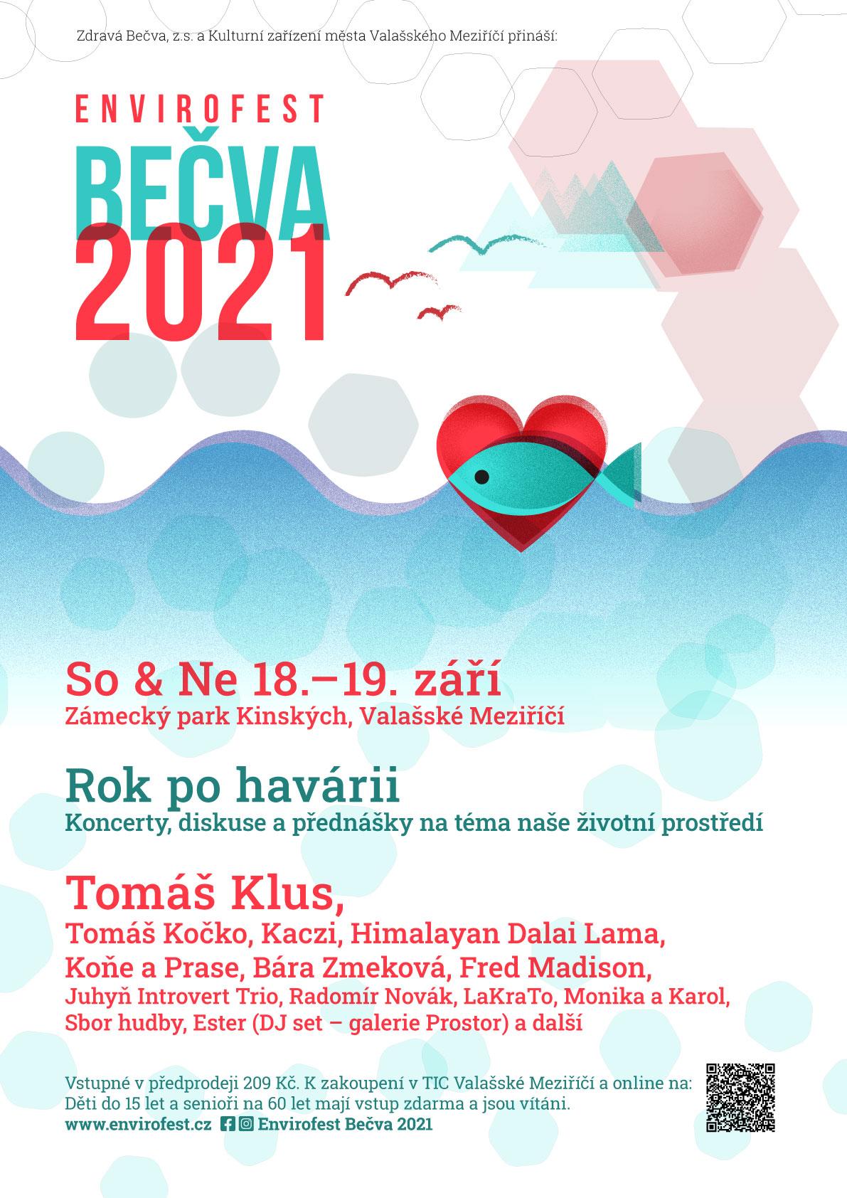 Envirofest Bečva 2021