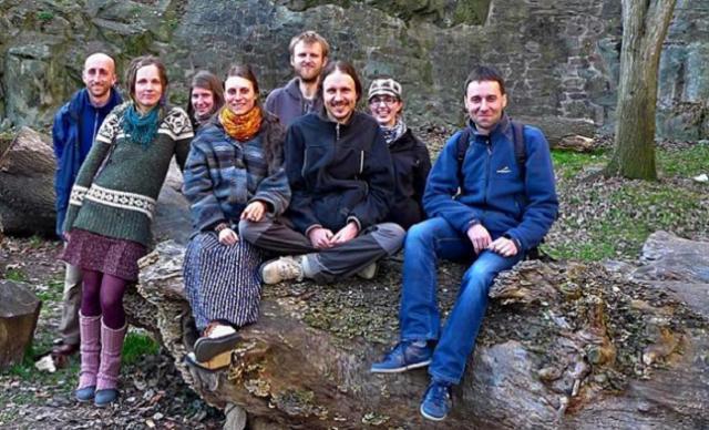 Friends of the Earth Czech Republic - local organization Hnutí DUHA Olomouc - our team